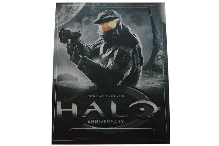 Naklejka Xbox 360 Fat Halo